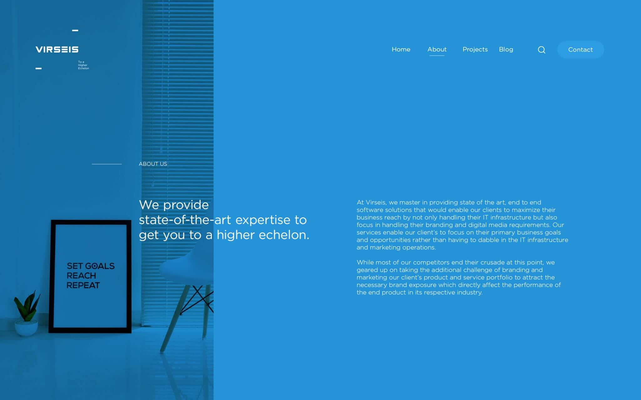 Virseis-web-about-us-UI-design